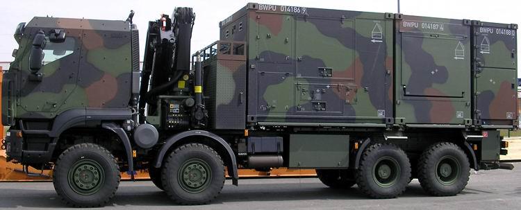Www Hadel Net Autos Lkw Iveco Trakker Bundeswehr