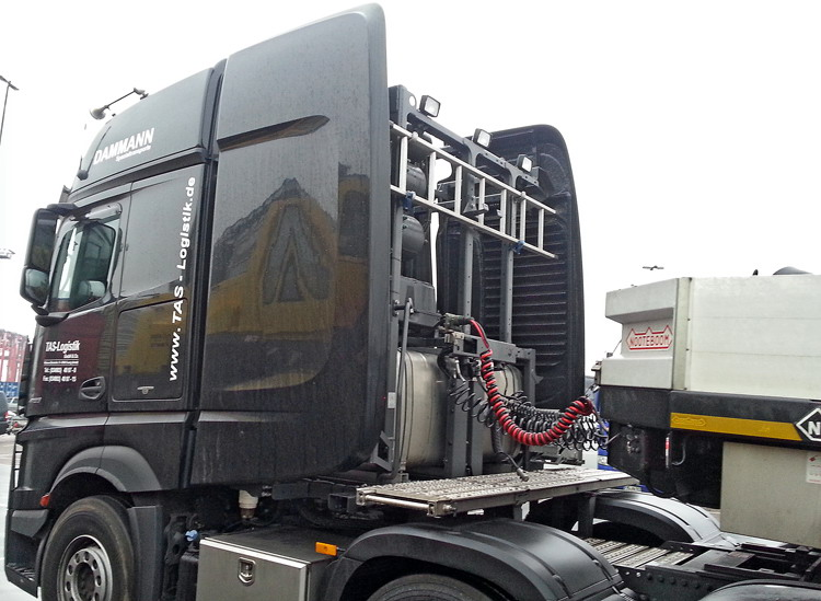 autos lkw mercedes actros slt 4163. Black Bedroom Furniture Sets. Home Design Ideas