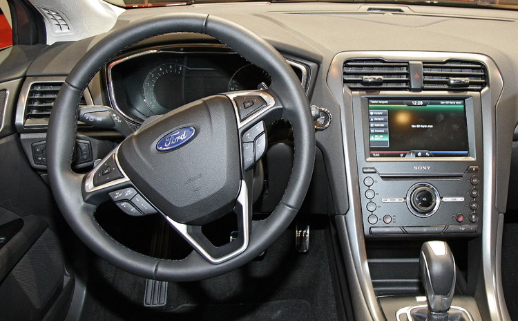 autos pkw ford mondeo 2015 premiere. Black Bedroom Furniture Sets. Home Design Ideas