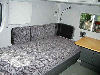 autos lkw scania exc interieur konzept auf der iaa 2002. Black Bedroom Furniture Sets. Home Design Ideas