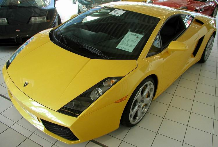 autos pkw lamborghini gallardo. Black Bedroom Furniture Sets. Home Design Ideas
