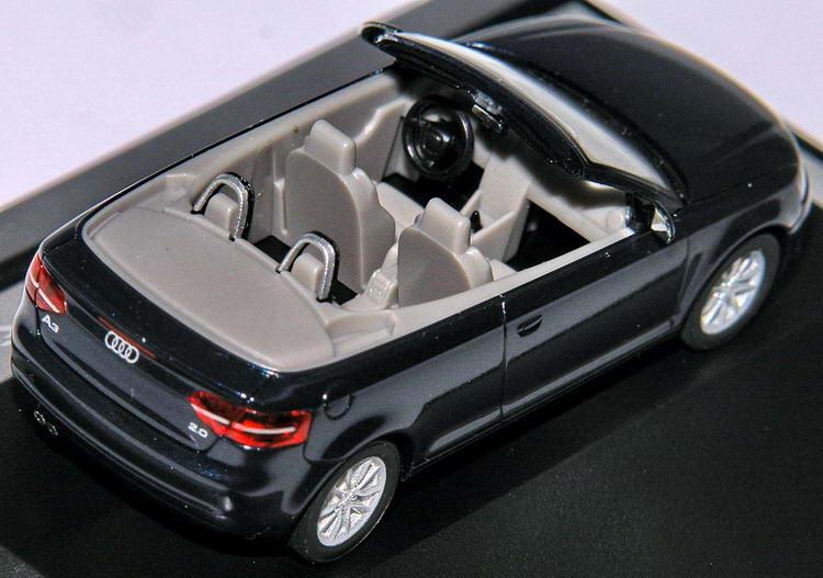 modellbau pkw audi a3 cabrio. Black Bedroom Furniture Sets. Home Design Ideas