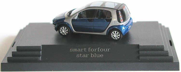 modellbau pkw mcc smart forfour. Black Bedroom Furniture Sets. Home Design Ideas