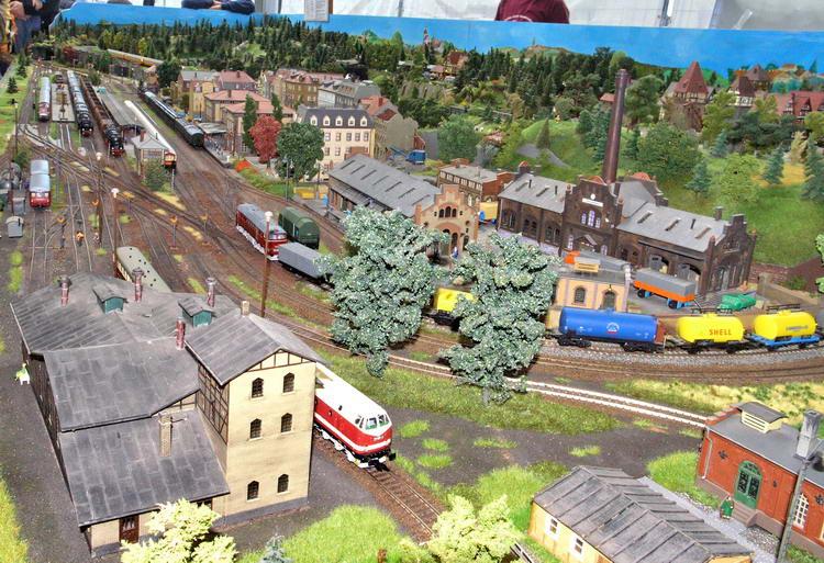 Modellbau Hannover hadel modellbau termine 2011 german rail 2011 in